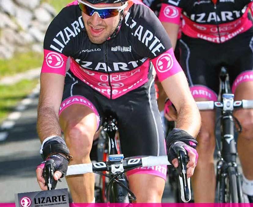 Vuelta ciclista Navarra 2014