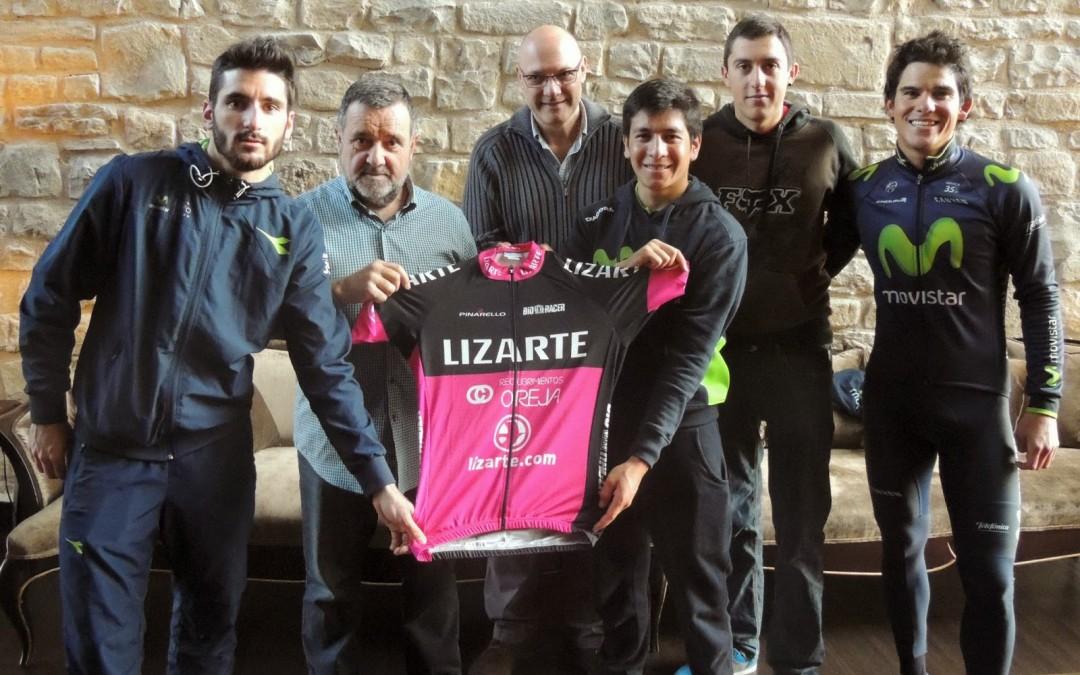 Lizarte, cuna de jóvenes promesas del ciclismo
