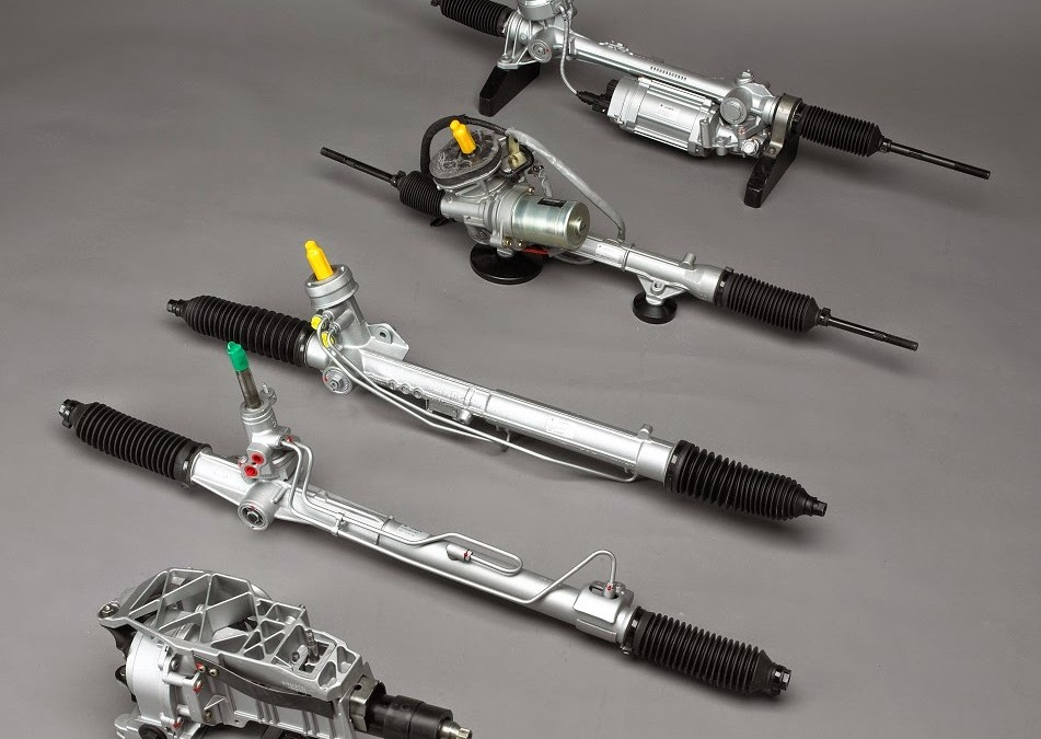 Tipos de direcciones asistidas: hidráulica, eléctrica y electromecánica.