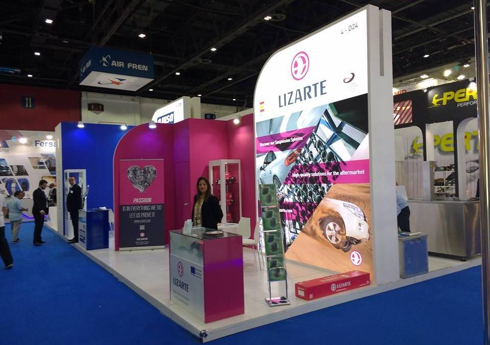 Automechanika Dubai, point de rencontre avec les pays du Moyen-Orient