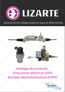 Catalogo de electrónica Lizarte