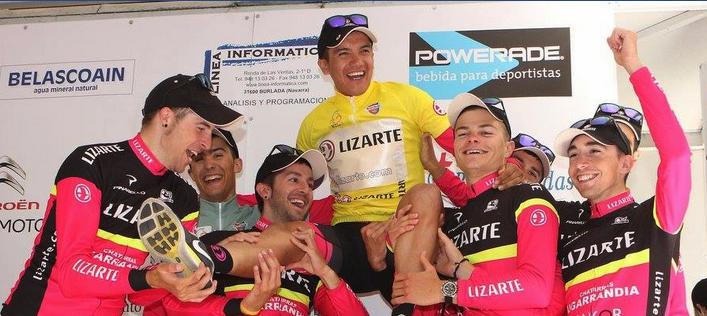Equipo ciclista Lizarte, una temporada de ensueño