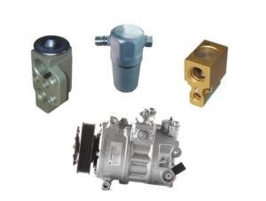 filtros deshidratadores y válvulas de expansión