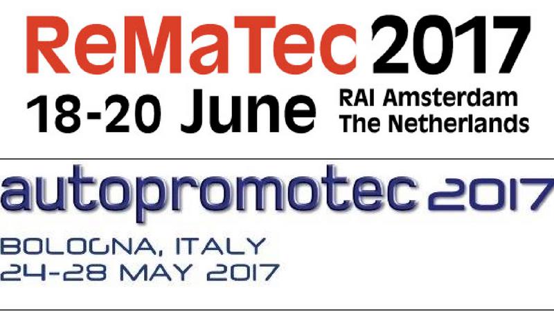 Ferias europeas: Autopromotec y Rematec
