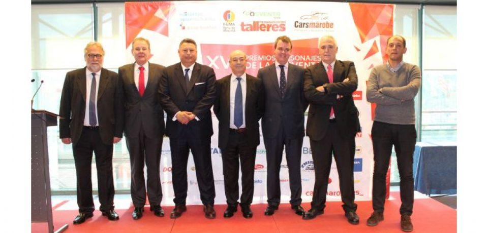 Lizarte, sponsor des XVII Prix Personnages de l'après-vente.