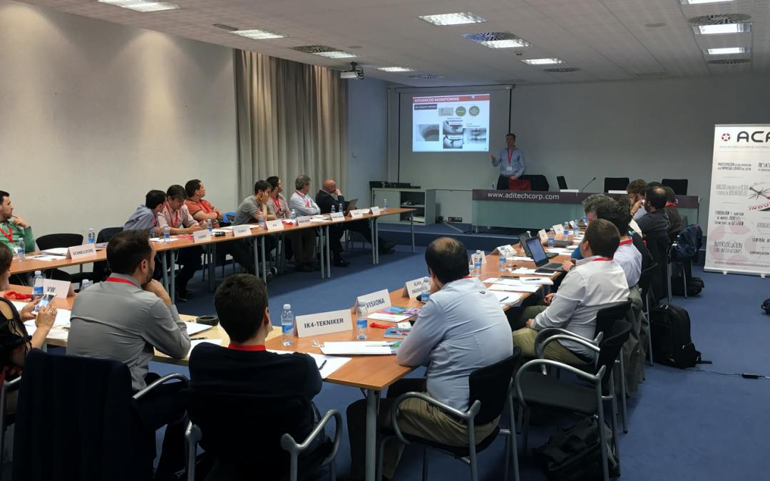 Lizarte en la Jornada de innovación entre ACAN y SECPhO- Clúster de Fotónica